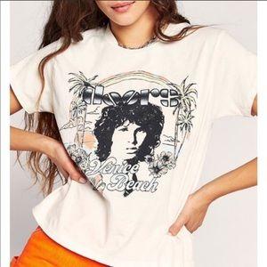 NWT Daydreamer Doors Venice T Shirt Size XS